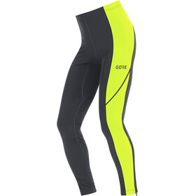 GORE WEAR R3 Thermo Tights Men black/neon yellow